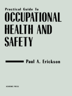 Practical Guide to Occupational Health and Safety