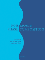 Soil Liquid Phase Composition