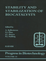 Stability and Stabilization of Biocatalysts