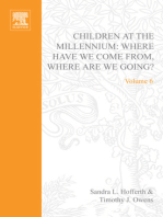 Children at the Millennium