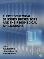 Electrochemical Sensors, Biosensors and their Biomedical Applications