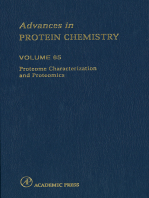 Proteome Characterization and Proteomics