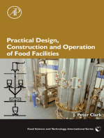 Practical Design, Construction and Operation of Food Facilities