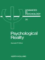 Psychological Reality