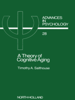 A Theory of Cognitive Aging