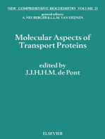 Molecular Aspects of Transport Proteins