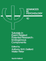 Tutorials in Event Related Potential Research