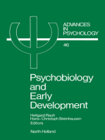 Psychobiology and Early Development