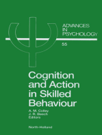 Cognition and Action in Skilled Behaviour