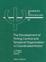 The Development of Timing Control and Temporal Organization in Coordinated Action
