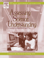 Assessing Science Understanding