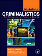 Introduction to Criminalistics