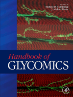 Handbook of Glycomics