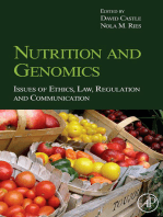Nutrition and Genomics