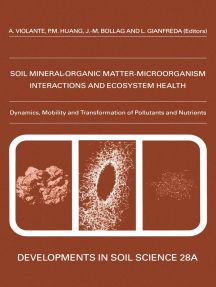 Ecological Significance of the Interactions among Clay Minerals, Organic Matter and Soil Biota