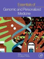Essentials of Genomic and Personalized Medicine