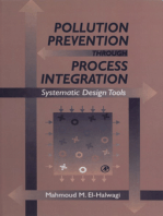 Pollution Prevention through Process Integration