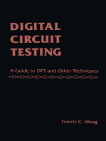 Digital Circuit Testing: A Guide to DFT and Other Techniques