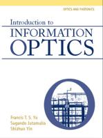 Introduction to Information Optics