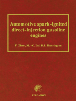 Automotive Spark-Ignited Direct-Injection Gasoline Engines