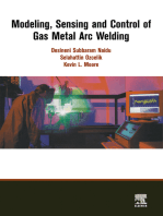 Modeling, Sensing and Control of Gas Metal Arc Welding