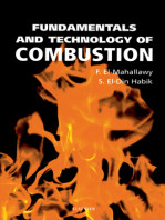 Fundamentals and Technology of Combustion