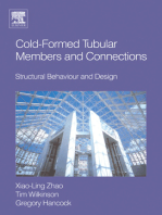 Cold-formed Tubular Members and Connections