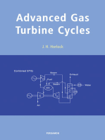 Advanced Gas Turbine Cycles: A Brief Review of Power Generation Thermodynamics