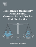 Risk-Based Reliability Analysis and Generic Principles for Risk Reduction