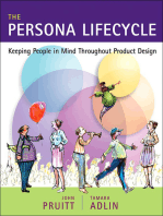 The Persona Lifecycle