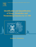 Identification and Quantification of Drugs, Metabolites and Metabolizing Enzymes by LC-MS