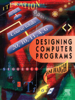 Designing Computer Programs