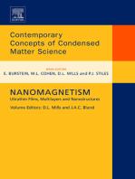Nanomagnetism: Ultrathin Films, Multilayers and Nanostructures