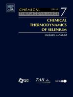 Chemical Thermodynamics of Selenium