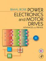 Power Electronics and Motor Drives