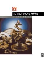 Foseco Ferrous Foundryman's Handbook