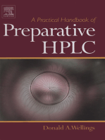 A Practical Handbook of Preparative HPLC