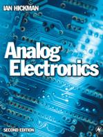 Analog Electronics