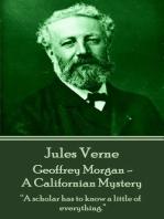 Geoffrey Morgan - A Californian Mystery