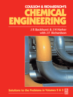 Chemical Engineering: Solutions to the Problems in Volumes 2 and 3