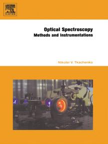 Optical Spectroscopy: Methods and Instrumentations