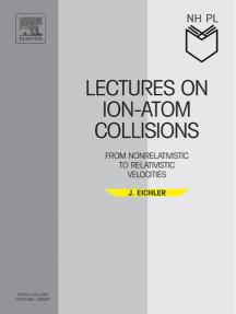 Lectures on Ion-Atom Collisions: From Nonrelativistic to Relativistic Velocities
