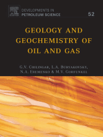 Geology and Geochemistry of Oil and Gas