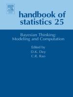 Bayesian Thinking, Modeling and Computation