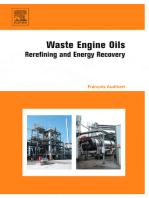 Waste Engine Oils