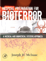 Hospital Preparation for Bioterror: A Medical and Biomedical Systems Approach