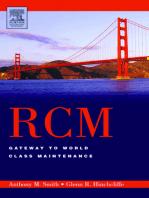 RCM--Gateway to World Class Maintenance