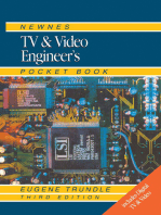 Newnes TV and Video Engineer's Pocket Book