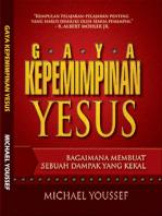 Gaya Kepemimpinan Yesus