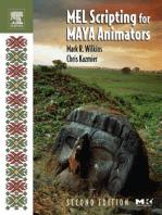 MEL Scripting for Maya Animators